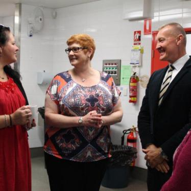 Launch of Blacktown Girls' High School Trade Training Centre