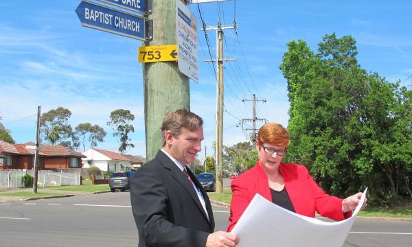 $170,000 investment for safer roads in Doonside