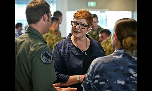 Reappointment as Minister for Defence