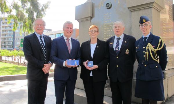 Circulating coin commemorates ANZAC legacy