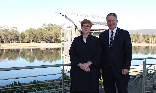 Minister for Finance visits Lindsay for Budget Breakfast