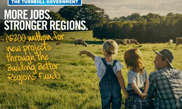 Building Better Regions