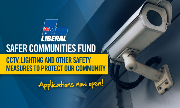 Senator Payne announces new funds for local community safety across Western Sydney