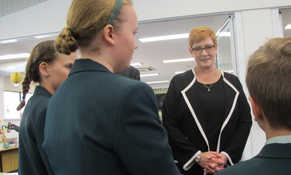 Senator Payne encourages students across Western Sydney to apply for STEM grants