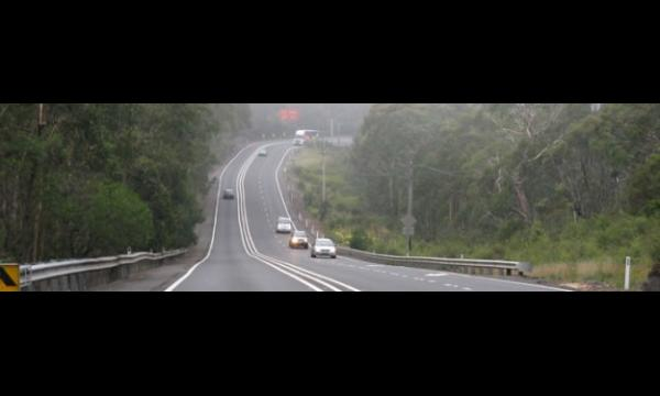 Safety upgrades announced for key section of the Great Western Highway in the Blue Mountains